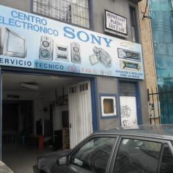 Centro Electrónico Calle 63D en Bogotá