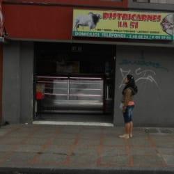 Distribuidora de Carnes La 51 en Bogotá