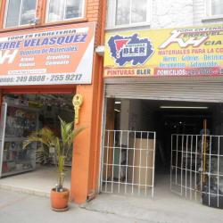 Ferreteria Ferre Velasquez Cia Ltda en Bogotá