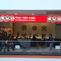 Pizza Pollo Y Carne Calima en Bogotá