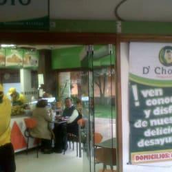 D' Chocolo Pasadena en Bogotá