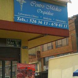 Policlinico Las Orquideas en Bogotá