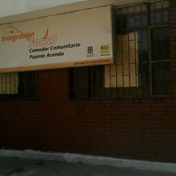Comedor Comunitario Sdis Puente Aranda en Bogotá