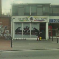 MMA Bogota Ultimate Fighthing Club en Bogotá