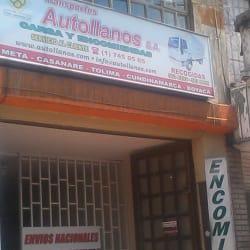 Transportes Autollanos S.A. en Bogotá