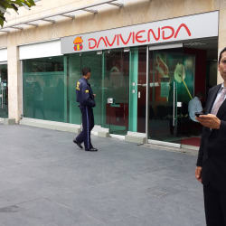 Banco Davivienda Soluzona  en Bogotá