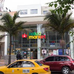 Salud Market Calle 94 en Bogotá