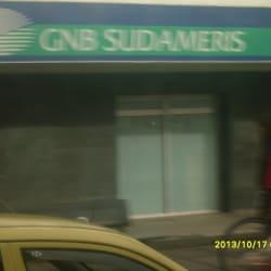 Banco GNB Sudameris Carrera 15 Con 88 en Bogotá