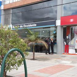 Banco de Occidente Carrera 19 en Bogotá