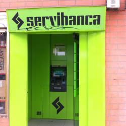 Cajero Servibanca Sevillana en Bogotá