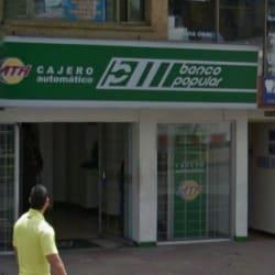 Cajero Banco Popular - Tabora en Bogotá