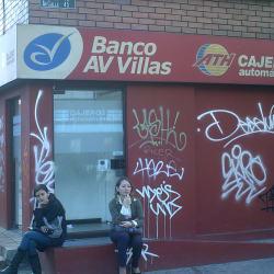 Cajero Banco AV Villas Palermo en Bogotá