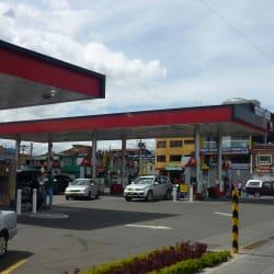 Estación de Servicio Texaco Autopista Norte Con 167 en Bogotá
