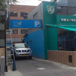City Parking Parque 93  en Bogotá
