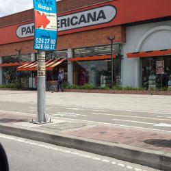 Panamericana Autopista Norte 168 en Bogotá