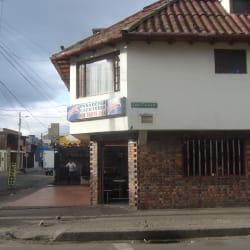 Panadería Cafetería Pan Trigal Pan en Bogotá