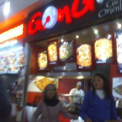 Gong Centro Mayor en Bogotá