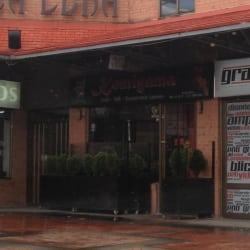 Komiyama en Bogotá