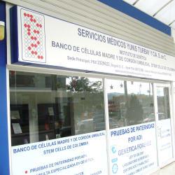Servicios Médicos Yunis Turbay Y Cia S En C en Bogotá