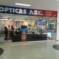 Óptica ABC Milenio Plaza en Bogotá