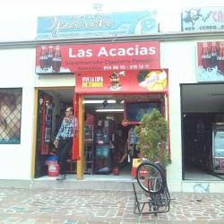 Las Acacias en Bogotá