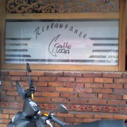 Restaurante Calle Luna en Bogotá