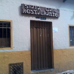 Shalá Café Restaurante en Bogotá