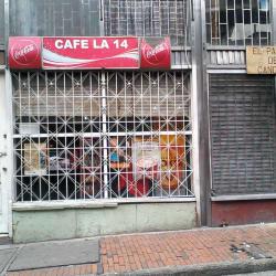 Cafe La 14 en Bogotá