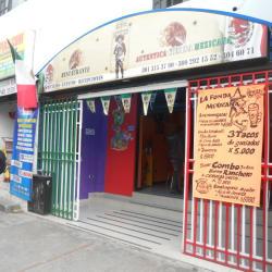 La Fonda Mexicana en Bogotá
