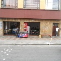 Almuerzos Calle 50 en Bogotá