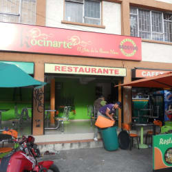 Restaurante Kocinarte en Bogotá