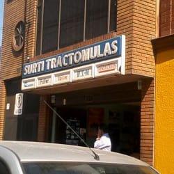 Surtitractomulas Ltda en Bogotá