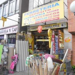 Ferretería Deposito Raches S.A.S en Bogotá