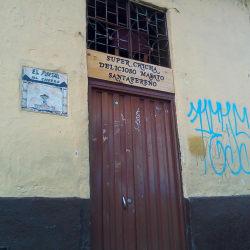 El Portal del Chorro en Bogotá