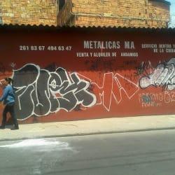 Industrias Metálicas M.A. en Bogotá