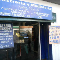 Sastrería y Modistería Gilberto Osorio G en Bogotá