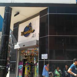Centro Comercial El Surtidor en Bogotá
