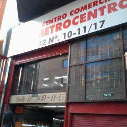 Centro Comericial Metrocentro en Bogotá