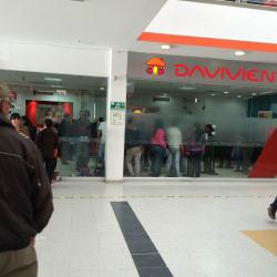 Banco Davivienda Milenio Plaza en Bogotá