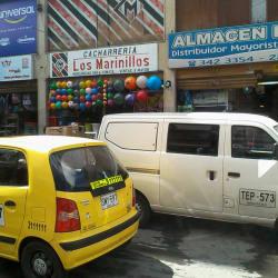 Cacharrería Los Marinillos en Bogotá