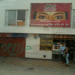 Arte y Cejas en Bogotá