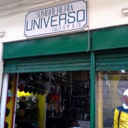 Sombrerería Universo en Bogotá