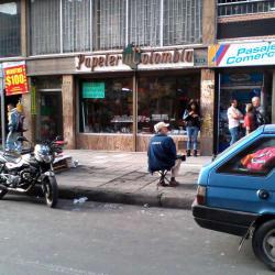 Papelería Colombia en Bogotá