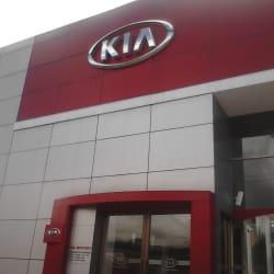 Kia Motors Carrera 36 con Calle 18 en Bogotá