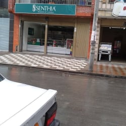 Senthia Restrepo en Bogotá