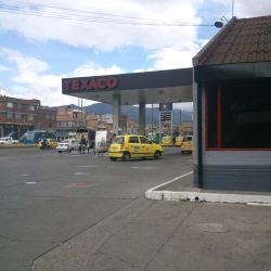 Estación de Servicio Texaco Transversal 73A Bis Con 52A en Bogotá