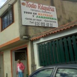 Todo Raquira en Bogotá