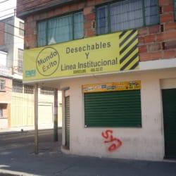 Mundo Exito en Bogotá