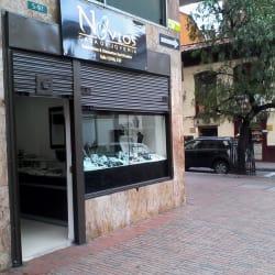 Novios Casa de Joyería    en Bogotá