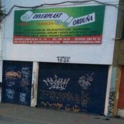 Diverplast Orduña en Bogotá
